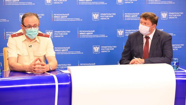 Роспотребнадзор: в Ростовской области часть самозанятых обязана привиться от ковида