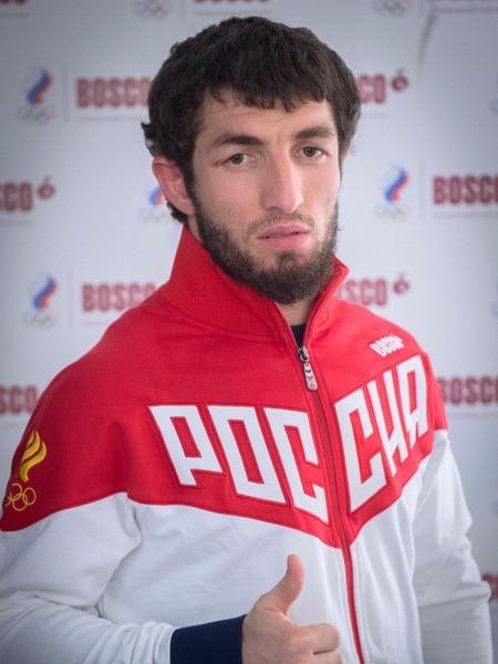 Гордость России – наш земляк-спортсмен