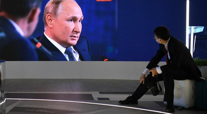 Выступление Путина на ВЭФ: основные моменты
