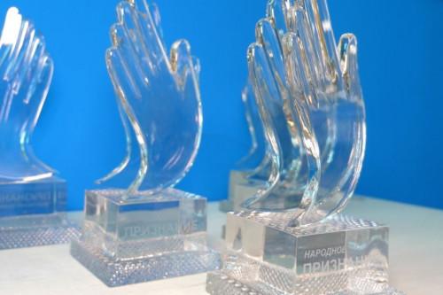 Эксклюзивную статуэтку получат победители в номинациях премии «Народное признание» в День Ростовской области