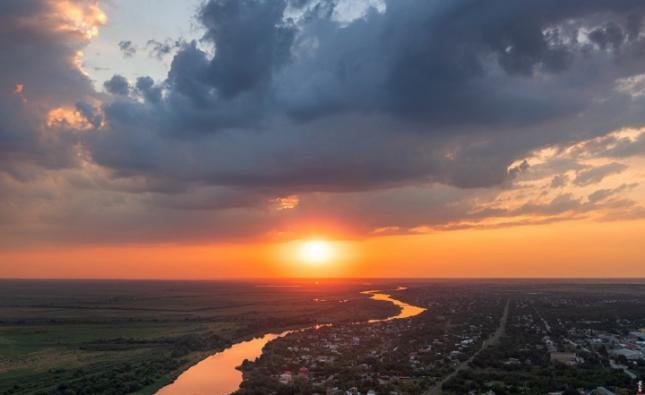 В Ростовской области на выходных вновь будут лить дожди